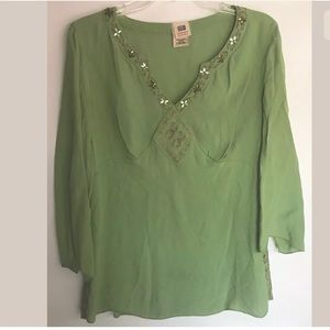 Faded Glory Women's top/Tunic size large 12-14